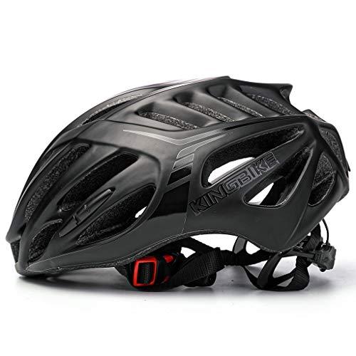 S-TK Fahrradhelm, Schwinn Thrasher Helm MTB Helm Fahrradhelm Mit Licht CPSC & CE Zertifiziert Herrenhelm Schwarz Abus Aduro -