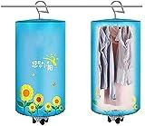 L'asciugabiancheria rimuove l'umidità comodamente l'essiccazione delicatamente domestica Conciso domestico Capacità elettrica portatile Forma rotonda Migliore risparmio energetico Adatto a tutti i te