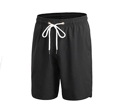 Butterme Männer Lässige coole kurze lose kurze Hose Hosen Strand Hosen Kurze Sport (Trunks Swim Länge)