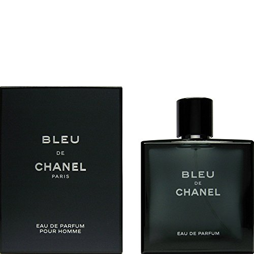CHANEL Bleu De EDP Vapo 100 ml, 1er Pack (1 x 100 ml) (De Eau 5 Toilette Spray Chanel)