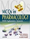 Mcqs In Pharmacology With Explanatory Answers
