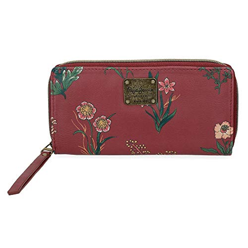 Pepe Jeans Bambie Red Wallet