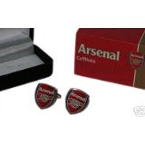 Arsenal FC Manschettenknöpfe 100ARS (Arsenal Manschettenknöpfe)