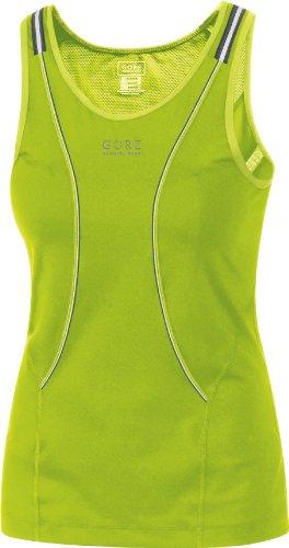 Gore Running Wear Air 2.0Women's Tank Top, women's, Verde - lime green/citrus green, 34
