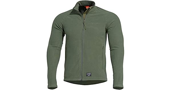 Pentagon Homme Arkos Pull Polaire Olive