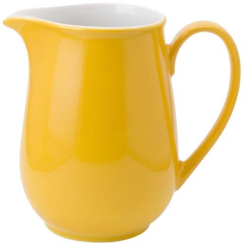 Kahla 577742A72767C Krug 1,30 l Pronto, orange-gelb Orange Krug