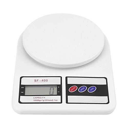 Escala Digital Cocina portátil 0.1g 10kg Escala Electrónica