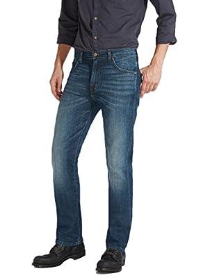Wrangler Men's Arizona Stretch Denim Jeans Green Sky