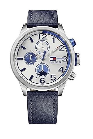 Tommy Hilfiger - Herren -Armbanduhr 1791240