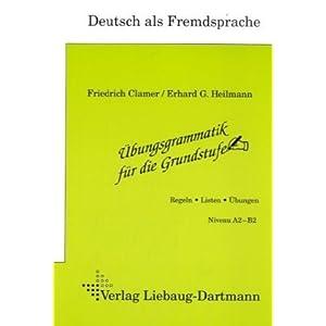 Jetzt herunterladen pdf Übungsgrammatik für die Grundstufe, neue Rechtschreibung, Regeln, Listen, Übungen