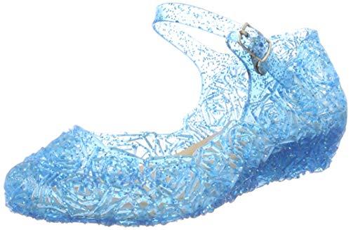 GenialES Disfraz Sandalias de Vestido con Tacón Plástico para Cumpleaños Carnaval Fiesta Cosplay...