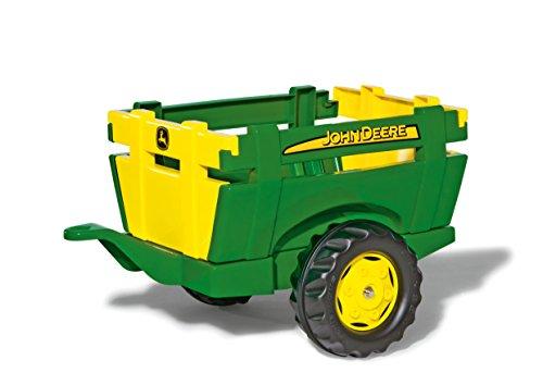 rolly toys 122103 John Deere - Remolque miniatura para tractor [importado de Alemania]