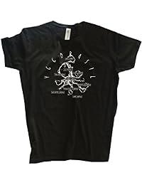 Original Viking-Shirts T-Shirt | Yggdrasil III Wikinger Germanen Odin Thor Irminsul Weltenesche | 100 % Baumwolle | bequem & hoher Tragekomfort