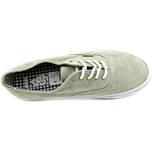 VANS - AUTHENTIC DECON CA - pigsuede polka laurel oak Pigsuede Polka Laurel Oak