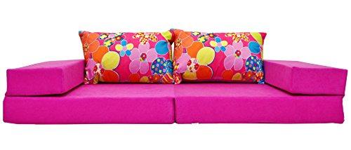 Welox ltd. Colchón de sofá de jardín Resistente al Agua fácil de...