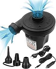 Inflador Electrico,Rantizon Hinchador Electrico,220V-240V & USB 8.5V DC Inflador Paddle Surf Electrico con