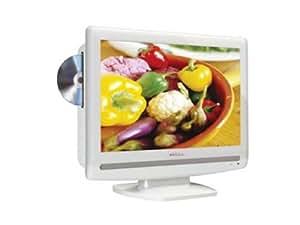 """Toshiba 19DV556DB - 19"""" Widescreen HD Ready LCD TV/DVD Combi - Glossy White"""