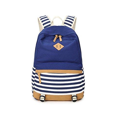 Schulrucksack Canvas Rucksack Rucksack Schule/Schulranzen Teenager Baumwollstoff Schultasche Outdoor Freizeit Daypacks (Dakine Canvas Schulter Tasche)