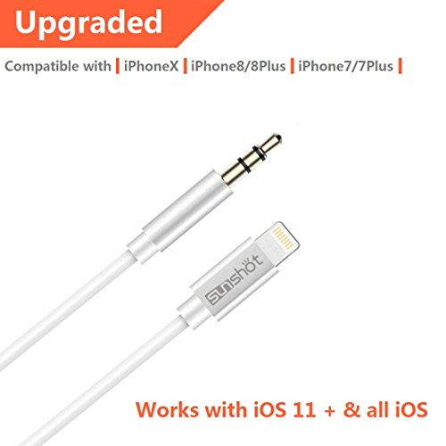 Upgraded Car AUX Audio Cable Cor...