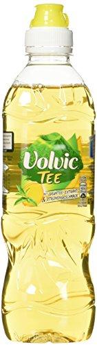 Volvic DPG Grüne Tee Zitrone, 6er Pack, Einweg (6 x 750 ml) - Zitrone Tee