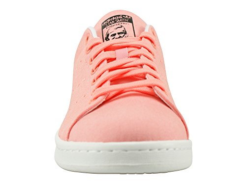 adidas Stan Smith W, Sneakers Basses femme salm¾n