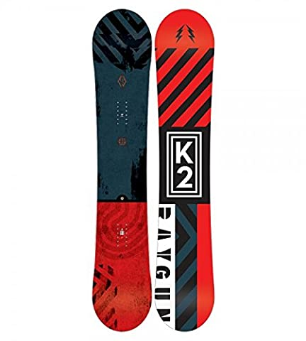 K2Raygun Snowboard All Mountain Men's Multi-Coloured multicoloured Size:156
