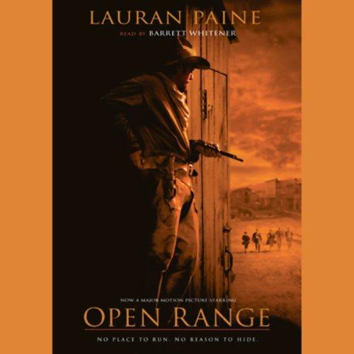 Open Range  Audiolibri