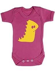 Baby Buddha - Slug Monster Baby Bodysuit 100% Baumwolle