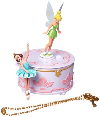 Tinker Bell Disney Fairies Wendy's Music Box Elite-music Box