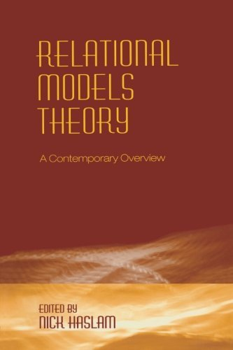 Relational Models Theory: A Contemporary Overview (2004-09-02)