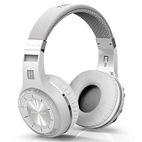 Bluedio HT (Hurricane a turbina) Shooting freno Bass-cuffie Wireless Bluetooth Stereo Over-ear Bluetooth 4,1, batteria a lunga durata, Cuffie auricolari con microfono