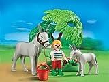 PLAYMOBIL® 4187 - Reiterhof - Esel mit Fohlen