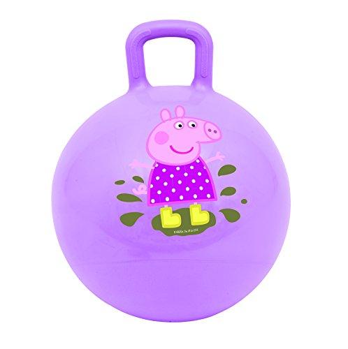 Peppa Pig Sit n Bounce - Purple