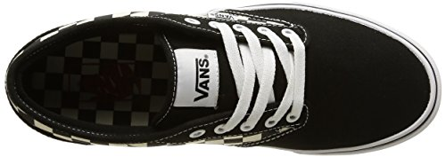 Vans VZUUI45 - M Bishop (Textile) Multicolore (Checkers/Black/Natural)