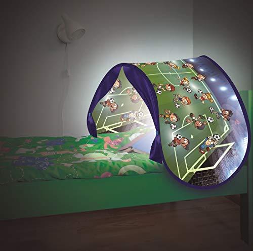 Sleepfun Tent® Football Match Magische Bett-Traumzelt für Kinder - Original aus TV-Werbung