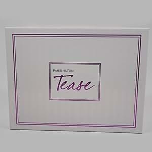 Paris Hilton - Tease Coffret: Eau De Parfum Spray 100Ml/3.4Oz + Body Lotion 90Ml/3Oz + Shower Gel 90Ml/3Oz 3Pcs - Femme Parfum