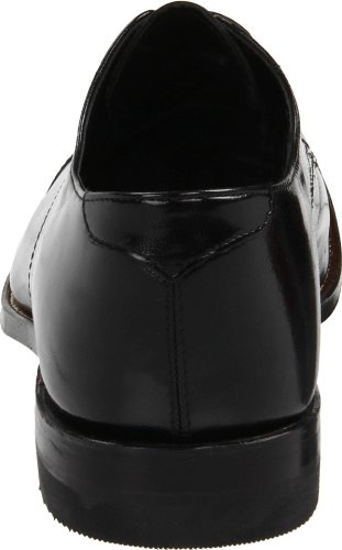 Stacy Adams Madison Large Cuir Oxford Black
