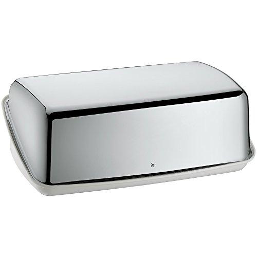 WMF Brotbox Cromargan Edelstahl rostfrei 18/10 poliert
