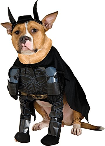 Rubies Costume Batman The Dark Knight Rises Haustierkostüm, L, (Batman Dark Knight Hunde Kostüm)