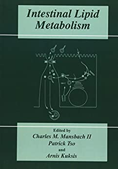 Intestinal Lipid Metabolism por Charles M. Mansbach Ii epub