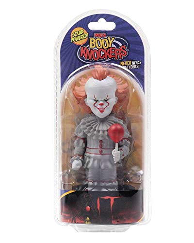 (Stephen Kings - Es 2017 - Body Knocker Wackel Figur - Actionfigur - Clown - Pennywise)