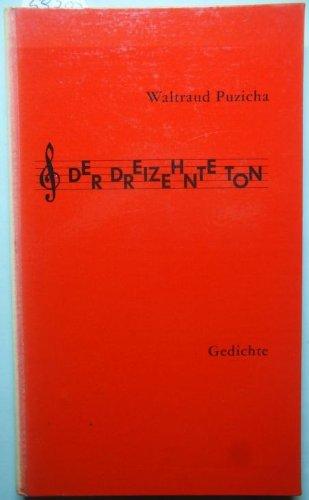 Der Dreizehnte Ton, Gedichte