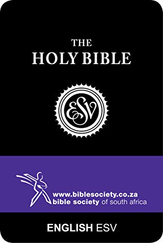The Holy Bible (English Standard Version) (English Edition) eBook ...