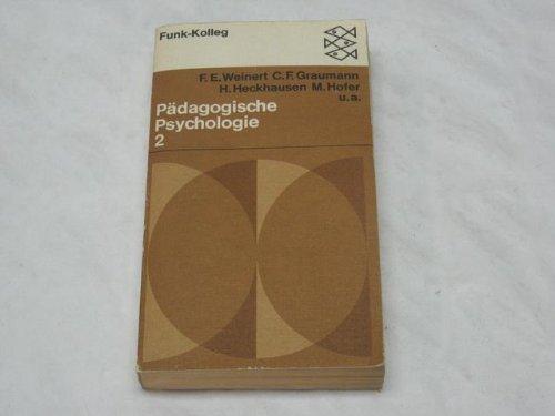Funk-Kolleg Pädagogische Psychologie. Band 2