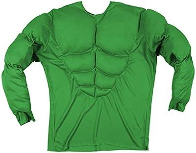 Widman - Disfraz de Hulk adultos, talla M