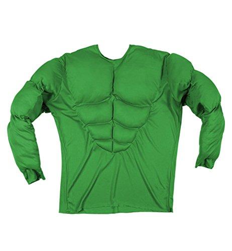 Imagen de widman  disfraz de hulk adultos, talla m