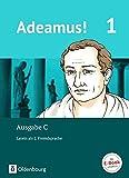 Adeamus! - Ausgabe C - Latein als 2. Fremdsprache: Band 1 - Texte, Übungen, Begleitgrammatik - Volker Berchtold