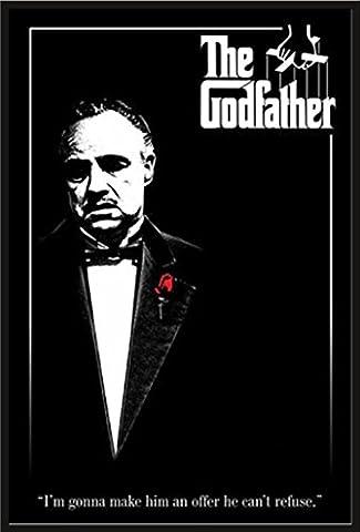 Godfather, The - Rose - Filmposter Kino Movie Marlon Brando