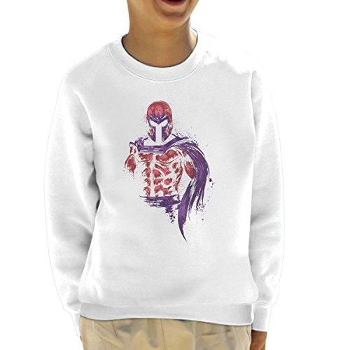 X Men Magnetic Warrior Magneto Kid's Sweatshirt