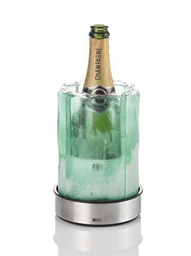 Ad Hoc Weinkühler, Champagner- und Sektkühler WK21 Iceblock (Weinkühler Einzelne Flasche)